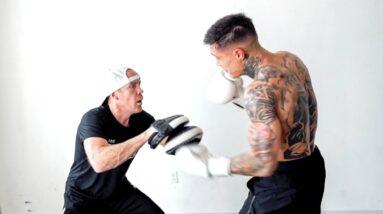 Chris Heria Boxing & Muay Thai   Month 3