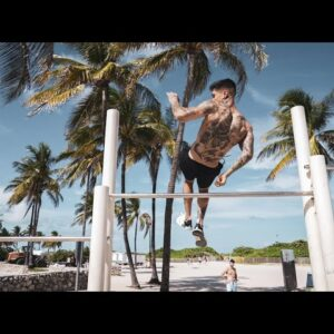 I Learned Muscle Up 360 At Miami Beach